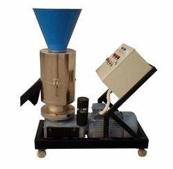 family use small business and capacity biomass pellet machine