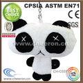 super cute panda schlüsselanhänger ausgestopften panda bär