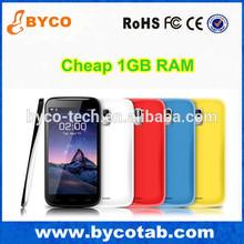 5.0inch Mtk6572 dual core (AT&T) Smartphone C5000
