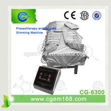 CG-6300 Update and high tech air pressure massager for dispel fatty