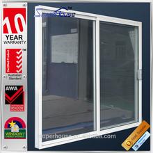 Latest AS2047 standard balcony sliding doors for interior