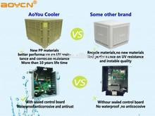 Import the corner ceiling industrial air conditioner