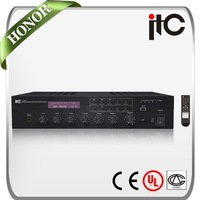 ITC T-40MT Series 40W to 120W PA System Integrated USB FM Radio Amplifier