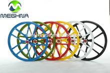 Aluminium magnesium alloy bicycle wheel R3