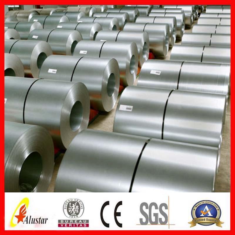 Prezzo di lamiera zincata bobina/lamiera zincata a caldo/rotolo di lamiera di acciaio zincato ...