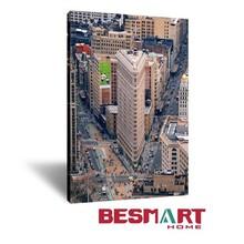 Photography, Canvas Print, Cityscape, Wall Art, New York City Skyline
