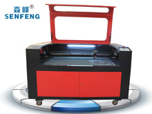 Jinan Senfeng SF1390 Co2 acrylic wood high quality laser engraver and cutter