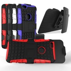 Belt Clip Holster Rugged Hybrid Hard Stand Case For Iphone 6