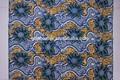 africano bazin ricos tradicional tela tela de los vestidos de bloque de impresión