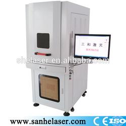 CNC laser marking steel,laser marking stainless steel
