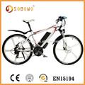 De haute qualité li-ion batterie électrique de vélo de montagne en 15194