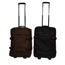 Soft trolley bags new design EVA luggage bags cases