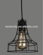 European modern ancient style / metal pendant light with edison bulb from Zhongshan lighting