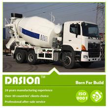 4 metri cubi mercedes benz betoniera camion per la vendita