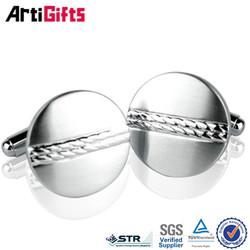 Wholesale souvenir metal star wars cufflinks set