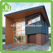 3D Visualization interior design prefabricated wood homes