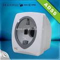 venta caliente espejo mágico analizador de piel de la cara de la cámara / 3d cara