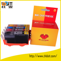 china wholesale compatible for hp 7500A refillable ink cartridge with factory price