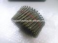 Alambre de soldadura de la plataforma de madera clavo de la bobina( fabricante)