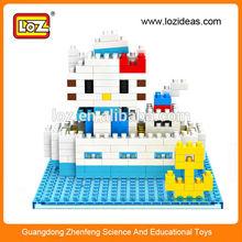 LOZ newest products toy Blocks ,Enlighten Brick Toys,bricks and blocks