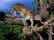 Hot sale high quality animatronic cheetah sculpture