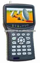 """Portable 4.3"""" Digital TV Satellite Finder Sat Finder"""