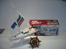Top selling Remote Control Airship DIY 2 Channel R/C boat