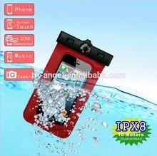 universal waterproof bag for mobile phone