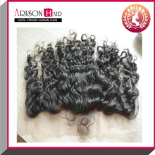 2015 Fashion hot sale 100%virgin brazilian cheap coarse yaki lace closure brazilian deep wave