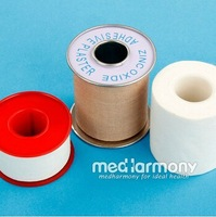 Medical Adhesive Zinc Oxide Plaster/Zinc Oxide Sports Tape 1.25cm x 5y/m