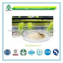 Hot Sale GMP Certificate 100% Pure Natural Huperzine CAS NO 102518-79-6