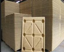 Europe standard Hydraulic press Wood pallet mould machine / 1200*1000mm wood sawdust pallet production line
