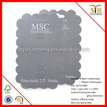 laundry tag paper/paper hang tag/garment hang tags manufacturer,Dong Guan China