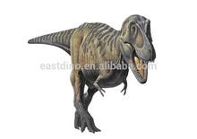 Mecánica de emulación de dinosaurio modelo t. Rex con los movimientos y el sonido