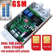 Smart and latest design sliding gate / sliding gate opener / gsm sliding gate