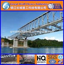 Delta bridge, Fast Bridging Truss Bridge, large span steel truss bridge