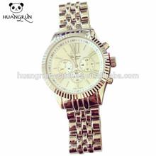 Fashion luxury anticlockwise men skeleton automatic mechanical watch