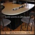 cozinha triplo montagem superior pia de granito