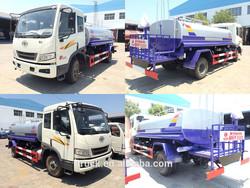 air port water truck,all wheel drive water truck, aluminum alloy water tank truck