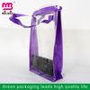 popular in american pvc clear plastic wine bottle bags