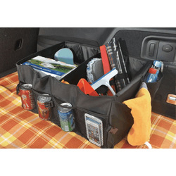 600D Polyester Material and Trunk Organizer Type Car Boot Organizer