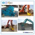 Hidráulico de enganche rápido/excavadora de acoplamiento rápido