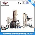 Ce standard 1t/h impianto di produzione pellet di legno tropicale