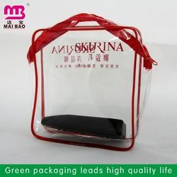 elegant simple and high quality fashion pvc wine cooler bag