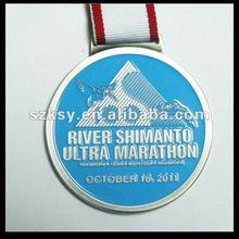kinds of custom metal medal 2012