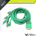 Cisco CAB-HD8-ASYNC routeur câble ( DTE ) - HD-68 ( M ) - RJ-45 ( M ) - pour Cisco 26xx, 36XX