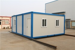 Steady Shot prefab cabin container house