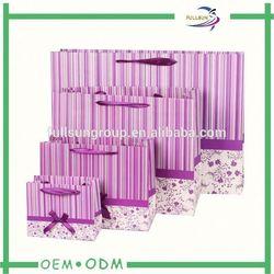 art paper laminated paper bags