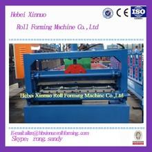 hebei xinnuo metal roofing making machine, galvanized metal roof sheet roll forming machine