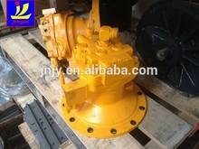kobelco slewing gearbox, SK200/SK210/ SK220/SK260/ SK300/ SK330 slewing motor with gear, slewing motor parts for excavtor